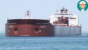 The largest Bulk Carrier Ship in The World - YouTube