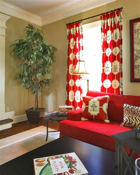 15 lively and colorful curtain ideas for the living room
