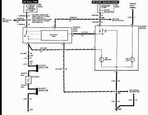 Rear Defogger Wiring Diagram