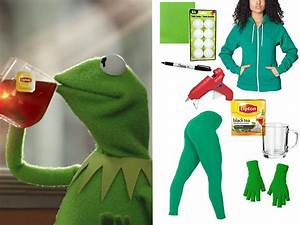 Here's The Truth Tea Kermit Meme Costume You Need For ...