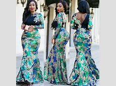 GET TRENDY WITH THESE RECENT ANKARA WOMEN'S FASHION