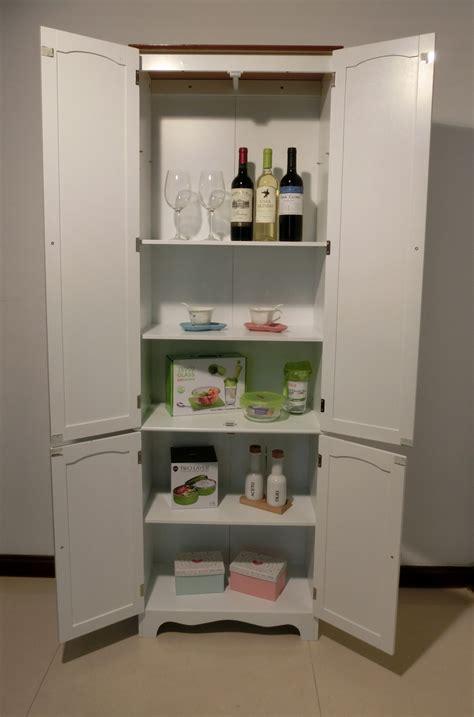 Kitchen Cupboard Storage by Kitchen Pantry Linen Storage Cabinet Cupboard Bathroom