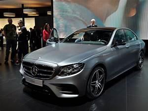 Nouvelle Mercedes Classe E : toutes nos images de la nouvelle mercedes classe e mercedes benz e 300 detroit 2016 challenges ~ Farleysfitness.com Idées de Décoration