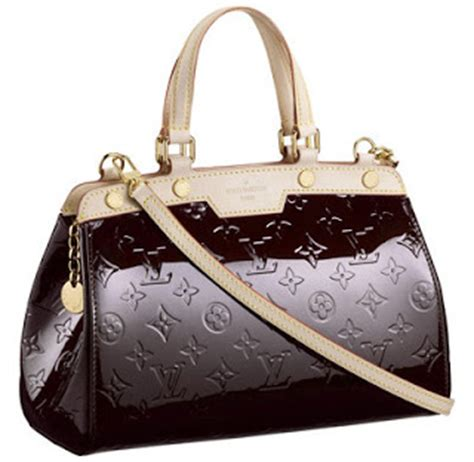 louis vuitton brea pm monogram vernis bag price  review