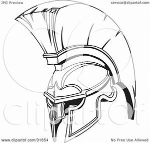 Spartan Helmet Coloring Pages | michigan state university ...