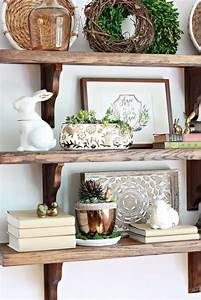 1000+ ideas about Farmhouse Shelving on Pinterest Dining