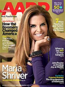 Maria Shriver on 'letting go of the life you planned'