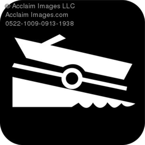 Boat Launch Icon by Acclaim Images Boat Launch Icon Photos Stock Photos