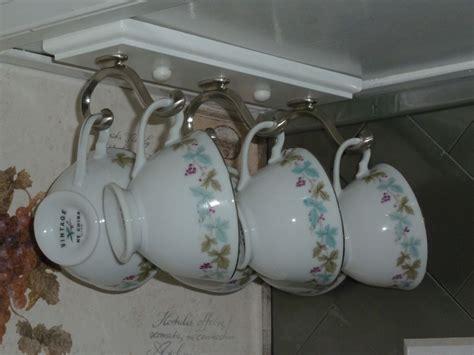 Cabinet Coffee Mug Holder by Cabinet Coffee Mug Holder The Coffee Table
