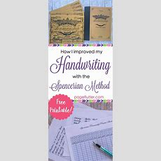 25+ Best Ideas About Handwriting Practice On Pinterest  Handwriting Practice Sheets