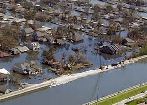 New Orleans Hurricane Katrina Levees