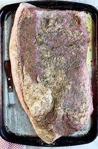 Dry Rubbed Beef Brisket