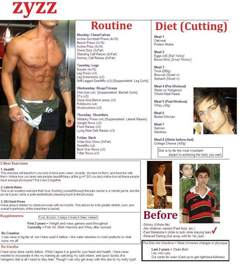 aesthetic workout  diet plan diet plan