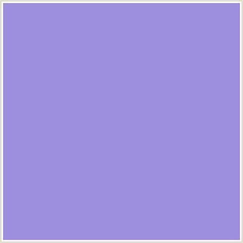 lavander color 9e8ede hex color rgb 158 142 222 blue violet dull