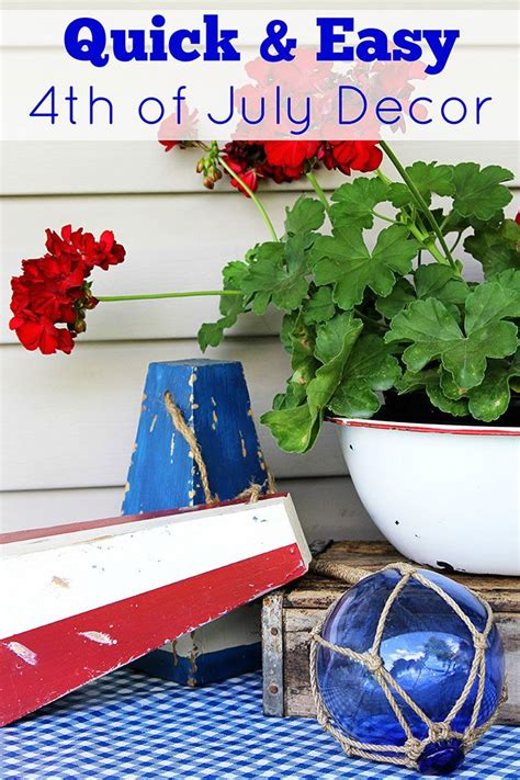 4th of july decorations clearance diy 4th of july decorations and easy