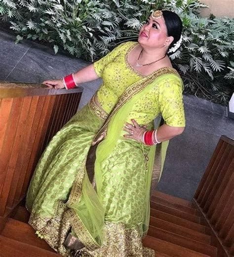 Comedian Bharti Singh Shared Throwback Photos In ...