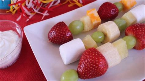 healthy snack recipes for preschoolers healthy snack fruit kabobs are to assemble and to eat 343