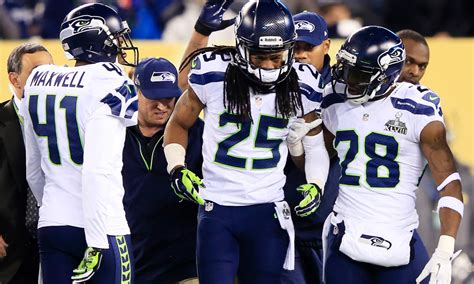 seattle seahawks named top nfl team  decade