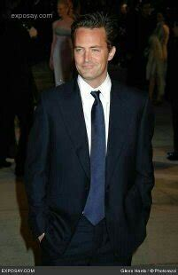 Luke and Matthew Perry Related