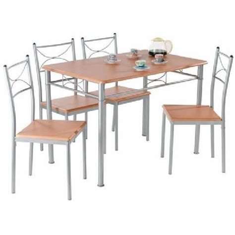 table 4 chaises lot table 4 chaises quot anapurna quot achat vente chaise