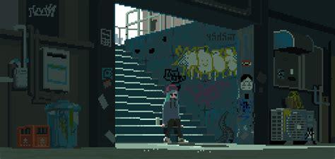 gifs mit swag hip hop pixelart aus japan