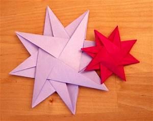 Origami Stern Falten Einfach : origamipage mix von sternen ~ Watch28wear.com Haus und Dekorationen