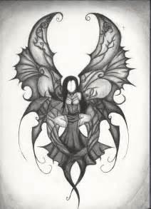 Dark Angel Drawings Sketches
