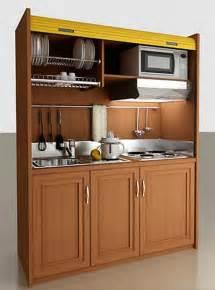 Mini Kitchen Idea