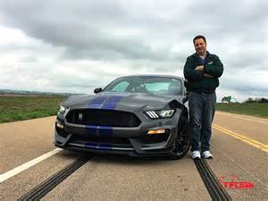 2016 Shelby Gt350 0 60 by 2016 Ford Mustang Shelby Gt350 Run What You Brung Mile
