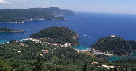 Mit Bilder by Hafenhandbuch Griechenland Insel Korfu Ionisches