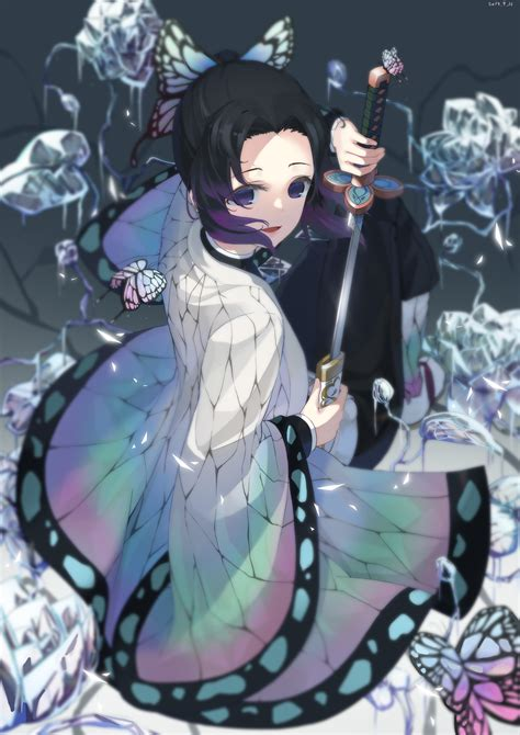 Demon slayer kimetsu no yaiba wallpapers for free download. Download 2475x3500 Demon Slayer, Kochou Shinobu, Kimetsu No Yaiba, Katana, Uniform Wallpapers ...