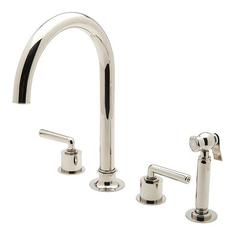 waterworks kitchen faucets waterworks kitchen faucets 28 images henry one