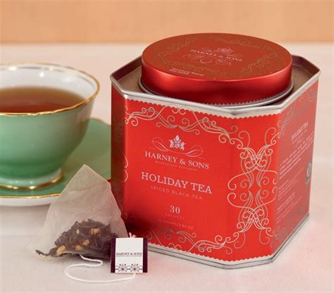 Holiday Tea from Harney & Sons