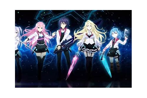 download gakusen toshi asterisk op 1