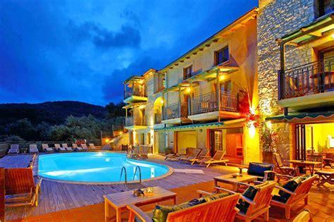 Enetiko Resort in Parga, Greece