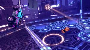 'Rocket League' New Game Mode: 'Dropshot' Is Volleyball ...