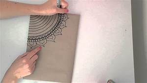 Katy U0026 39 S Diy  How To Cover A Notebook And A Simple Design
