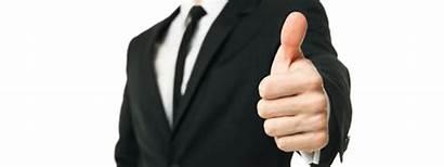 Waste Businessman Toward Responsibilities Sure Know Happy
