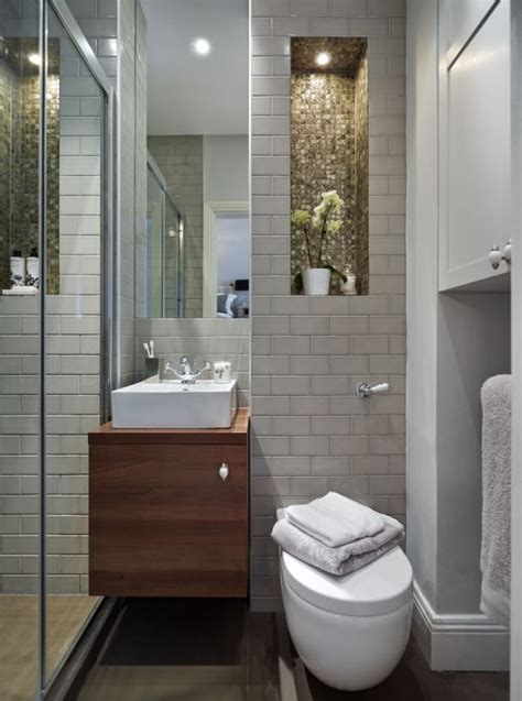 tiny en suite shower room  oodles  character