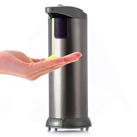 ml shower soap shampoo dispenser automatic
