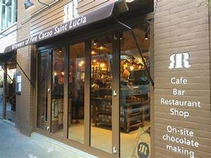 Rabot 1745 Hotel Chocolat restaurant at Borough Market SE1