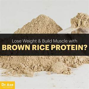 Brown Rice Protein Powder Benefits  Nutrition And How To Use  With Images