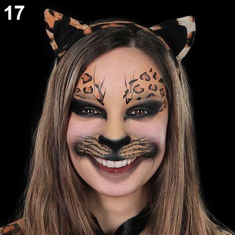 fasching schminken vorlagen faschings schminktipp so gelingt ein wildes katzen make up maskworld