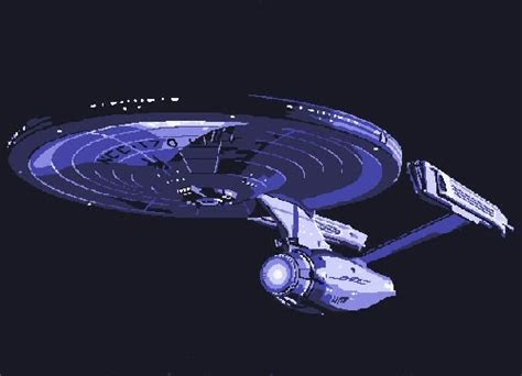 Star Trek Enterprise Paint By Number Art Kit By