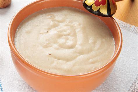 porridge recipe green banana porridge taste the islands