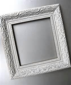 Vintage Shabby Chic White Frames