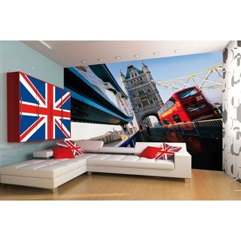 Tapisserie Londres by Tapisserie Theme Londres Deco Londres