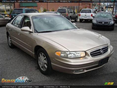 1998 Buick Regal Ls Light Sandrift Metallic / Taupe Photo
