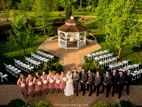Wedding At Trinity Hall In Chesterton, Indiana