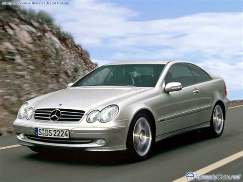 Mercedes Photo by Mercedes Clk Class W209 Photos Photogallery With 9
